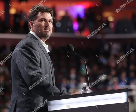 Stock Picture of Former Navy Seal Marcus Luttrell Speaks During the Second Session During the First Day of the 2016 Republican National Convention at Quicken Loans Arena in Cleveland Ohio Usa 18 July 2016 the Four-day Convention is Expected to End with Donald Trump Formally Accepting the Nomination of the Republican Party As Their Presidential Candidate in the 2016 Election United States Cleveland