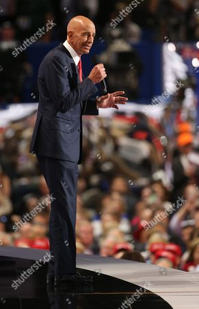 Editorial picture of Usa Republican National Convention - Jul 2016