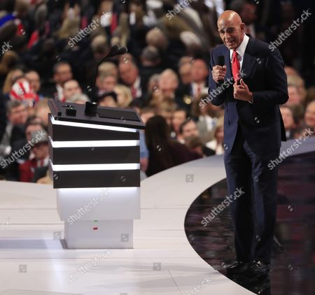 Editorial photo of Usa Republican National Convention - Jul 2016