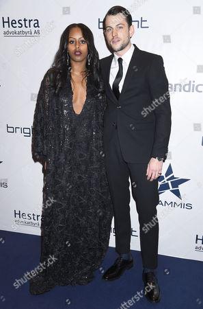Editorial image of Swedish Grammy Awards, Stockholm, Sweden - 28 Feb 2017