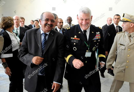 Editorial picture of Algeria Sahel Security Conference - Sep 2011