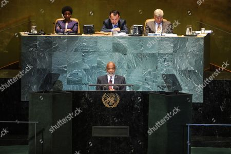 Editorial image of Usa United Nations General Assembly - Sep 2010