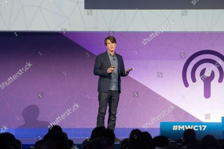 John Hanke, the creator of Pokemon Go app and founder and CEO of Niantic