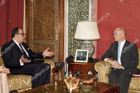Editorial picture of Morocco Britain Foreign Secretary Hague Visit - Oct 2011