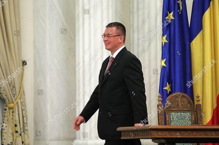 Editorial picture of Romania Government - Feb 2012