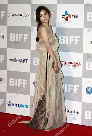 South Korean Actress Min Hyo-rin Arrives at the Opening Ceremony of the 16th Busan International Film Festival (biff) Plaza in Busan South Korea 06 October 2011 the Biggest Film Festival in Asia Showcases 307 Films From 70 Countries From 06 to 14 October in Busan Korea, Republic of Busan