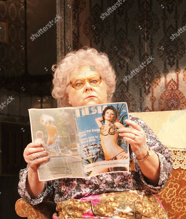 Editorial image of 'Enjoy' play at The Geilgud Theatre, London, Britain - 02 Feb 2009