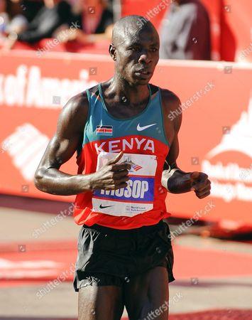 Editorial image of Usa Marathon Chicago - Oct 2011