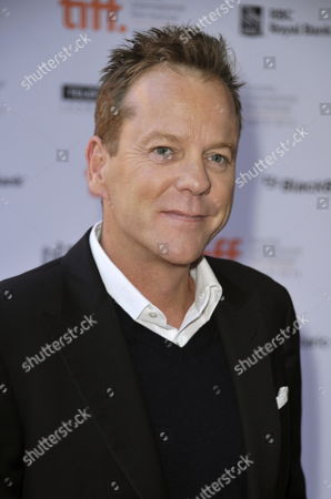 English-born Canadian Actor and Cast Member Keifer Sutherland Attends the Premiere of the Movie 'Melancholia' During the 36th Annual Toronto International Film Festival in Toronto Canada on 10 September 2011 the Festival Runs From 08 to 18 September 2011 Canada Toronto