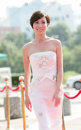 Chinese Actress Charmaine Sheh Arrives at the 6th Annual Seoul International Drama Awards 2011 Held at the Youido Kbs Hall in Seoul South Korea 31 August 2011 Some 200 Drama Movies From 37 Countries Participate in the Competition Korea, Republic of Seoul