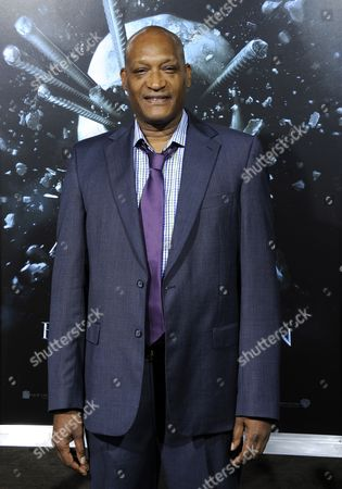 Us Actor and Cast Member Tony Todd Arrives For a Special Screening of 'Final Destination 5' at Grauman's Chinese Theatre in Hollywood California Usa 10 August 2011 'Final Destination 5' Opens Nationwide on 12 August 2011 United States Hollywood