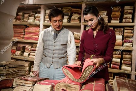 Jackie Chan, Disha Patani