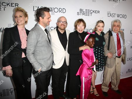 Editorial picture of 'The Last Word' film premiere, Arrivals, Los Angeles, USA - 01 Mar 2017