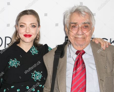 Stock Photo of Amanda Seyfried, Philip Baker Hall