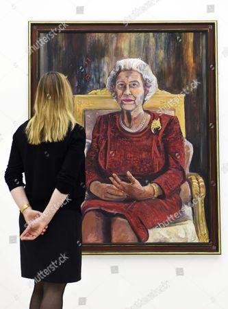 Editorial photo of Britain Arts Royalty - May 2016