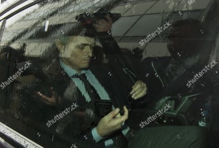 Stock Image of Manchester United Manager Jose Mourinho Leaves South London Employment Tribunal in Croydon South London Britain 07 June 2016 British Media Reports State That Former Chelsea Club Doctor Eva Carneiro Has Settled a Constructive Dismissal Claim Against the Club Carneiro Also Had Separate Legal Action Against Chelsea's Former Manager Mourinho Which Has Been Settled United Kingdom Croydon
