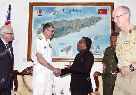 Editorial picture of East Timor Australia Defense - Aug 2015