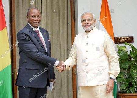 Editorial photo of India 3rd India Africa Forum Summit - Oct 2015