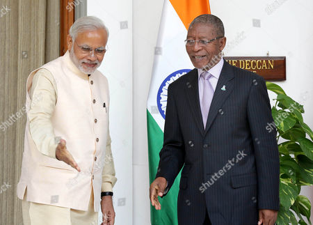 Editorial picture of India 3rd India Africa Forum Summit - Oct 2015