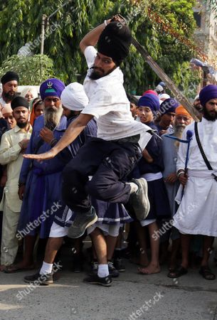Editorial photo of India Religion Sikhs - Sep 2015
