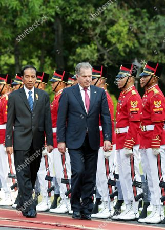 Editorial picture of Indonesia Finland Diplomacy - Nov 2015