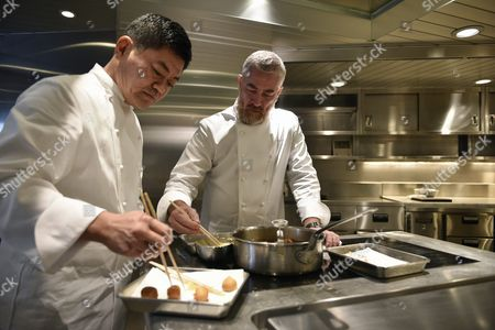Editorial image of Japan Brazil Gastronomy - Feb 2016