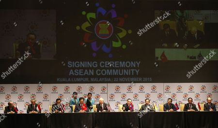 Editorial image of Malaysia Asean Summit - Nov 2015