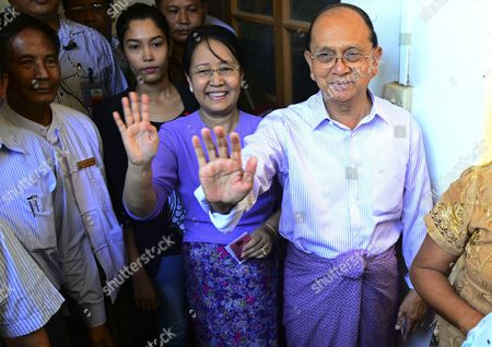 Editorial picture of Myanmar Elections - Nov 2015