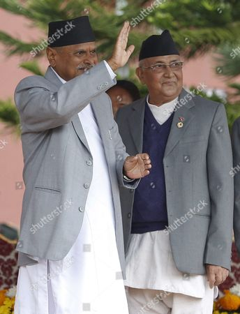 Editorial picture of Nepal Politics Presidency - Oct 2015