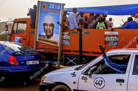 Editorial picture of Niger Presidential Elections - Feb 2016