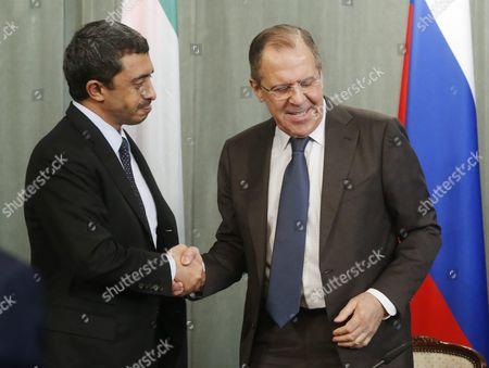 Editorial image of Russia Arab League Diplomacy - Feb 2016