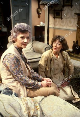 'Love and Marriage'  TV - 1984 - Kathleen Byron as Marian and Lynn Farleigh as Christine.