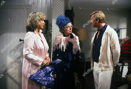 'Love and Marriage'  TV - 1984 -  Wanda Ventham as Margaret, Evelyn Laye as the Mother and Philip Bond as Adrian Peterson.