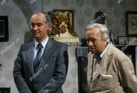 'Love and Marriage'  TV - 1984 -  David Calder as Ralph Blenchard and Hugh Lloyd as Harry Blenchard .