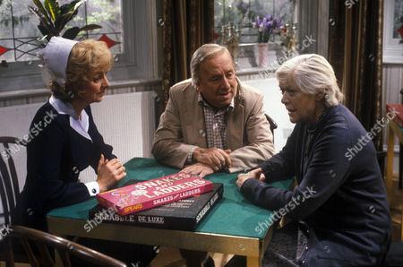 'Love and Marriage'  TV - 1984 - Rosalind Wilson as Nurse, Hugh Lloyd as Harry Blenchard and Brenda Bruce as Rosa Curzon.