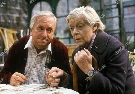 'Love and Marriage'  TV - 1984 - Hugh Lloyd as Harry Blenchard and Brenda Bruce as Rosa Curzon.