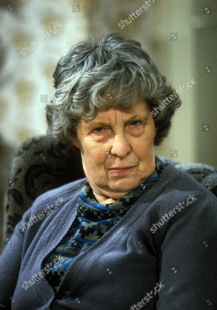 'Love and Marriage'  TV - 1986 - Anna Wing as Mrs Burrows.