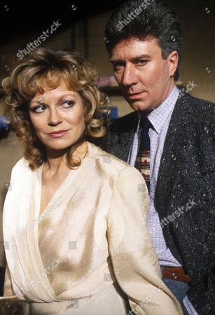 'Love and Marriage'  TV - 1986 - Annabel Leventon as Anne Blair and Robin Ellis as Adrian Carter.