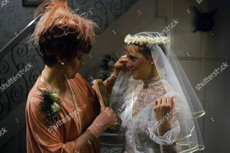'Love and Marriage'  TV - 1986 - Jo Rowbottom as Josie Gamble and Helen Blizard as Gloria Gamble.