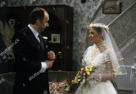 'Love and Marriage'  TV - 1986 - Michael Cronin as Peter Gamble and Helen Blizard as Gloria Gamble.