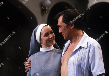 'Love and Marriage'  TV - 1986 - Richard Pasco and Caroline Langrishe.