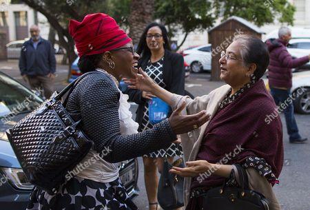 Editorial image of South Africa Desmond Tutu Birthday - Oct 2016