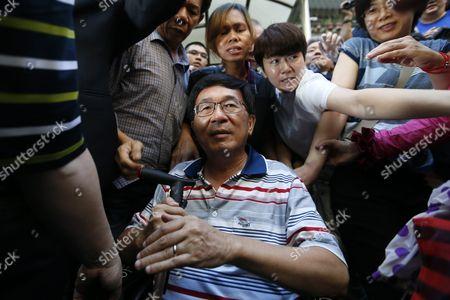 Editorial image of Taiwan Politics Former President - Jun 2016