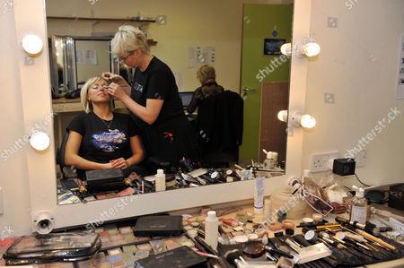 Editorial image of 'Dancing On Ice' TV Series, Britain. - Jan 2009