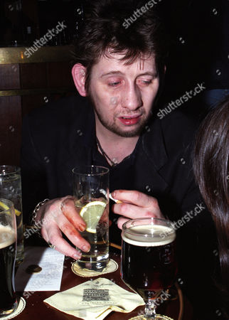 Stock Picture of Shane MacGowan