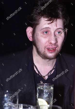 Editorial picture of Shane McGowan at The Shelbourne Hotel in Dublin, Ireland - 04 Apr 1996