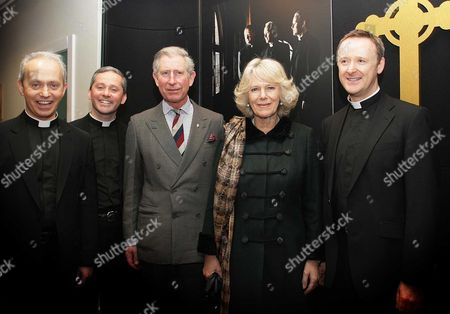 Editorial image of Prince Charles official one day visit to Northern Ireland, Britain - 03 Feb 2009