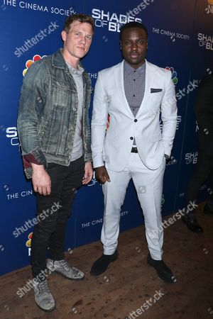 Warren Kole and Dayo Okeniyi