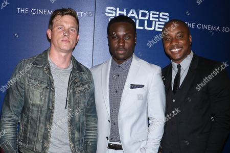 Stock Picture of Warren Kole, Dayo Okeniyi and Hampton Fluker