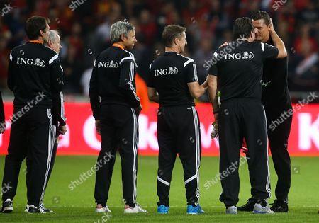 Editorial image of Belgium Soccer Friendly - Sep 2014